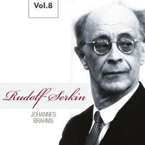 Rudolf Serkin, Vol. 8 (1932-1933)