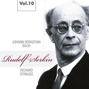 Rudolf Serkin, Vol. 10 (1950, 1958)