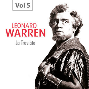 Leonard Warren, Vol. 5 (1950, 1956)