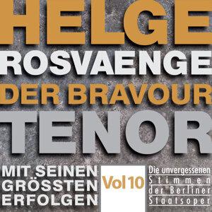 The Bravour Tenor, Vol. 10