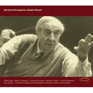 Bernhard Paumgartner conducts Mozart