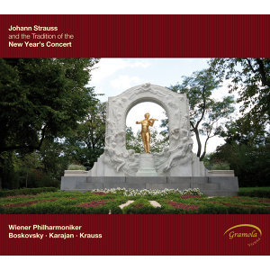 Johann Strauss and the Tradition of the New Year's Concert