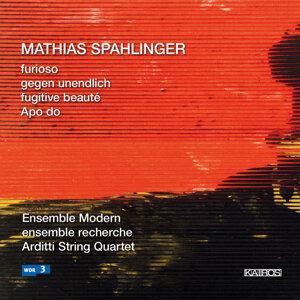 Mathias Spahlinger: Furioso, Gegen unendlich & Apo do