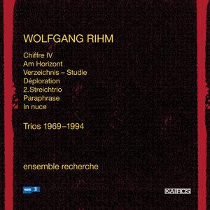 Wolfgang Rhim: Trios 1969-1994