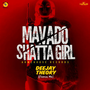 Shatta Girl - Single - DeeJay Theory Tropical Mix