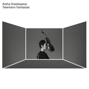 Telemann Fantasias - Arr. by Aisha Orazbayeva