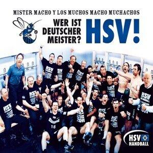 Wer ist Deutscher Meister? HSV!