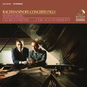 Rachmaninoff: Piano Concerto No. 3 in D Minor, Op. 30