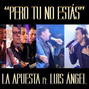 Pero Tu No Estás (feat. Luis Ángel)