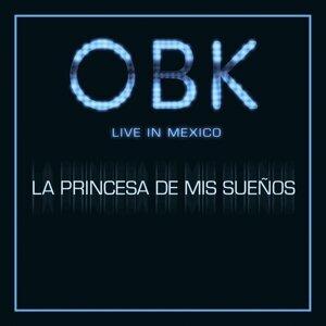 La princesa de mis sueños - Live in Mexico