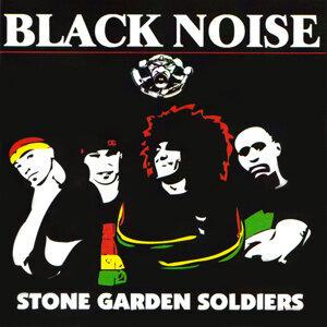 Stone Garden Soldiers
