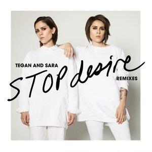 Stop Desire - Remixes