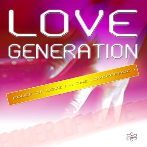 Power of Love (4 the Loveparade) - Special Maxi Edition