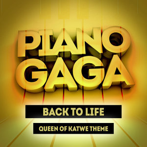 "Back to Life (Piano Version) ""Disney's Queen of Katwe Theme"""