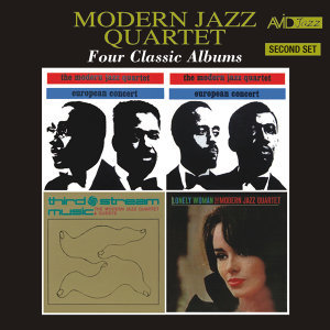 Four Classic Albums (European Concert, Vols. 1 & 2 / Third Stream Music / Lonely Woman) [Remastered]