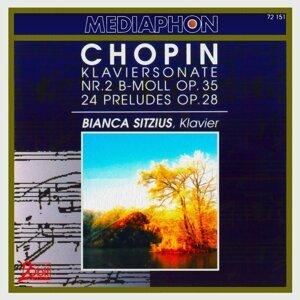 Chopin: Piano Sonata No. 2 & Preludes, Op. 28