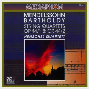Mendelssohn: String Quartets Nos. 3 & 4, Op. 44