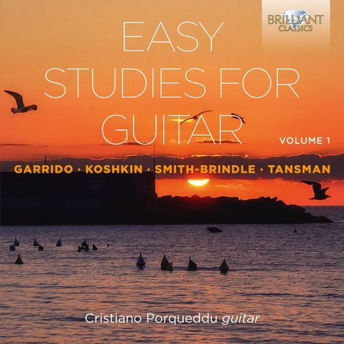 Easy Studies for Guitar, Vol. 1
