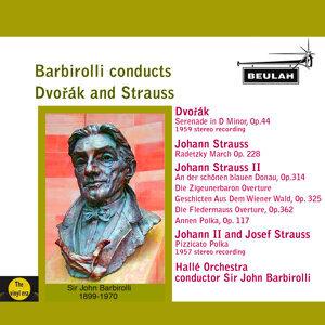 Barbirolli Conducts Dvořák and Strauss