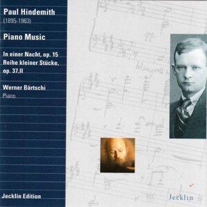 Hindemith: Piano Music