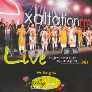 He Reigns (Spring Worship Concert Vo1.2)