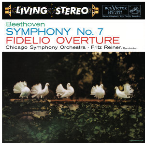 Beethoven: Symphony No. 7 in A Major, Op. 92 & Fidelio Overture
