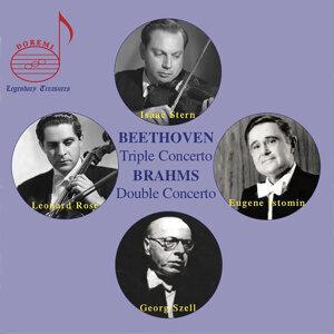 Beethoven: Triple Concerto, Op. 56 - Brahms: Double Concerto, Op 102