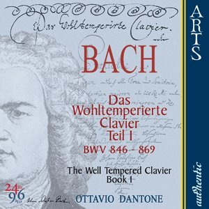 Bach: The Well-Tempered Clavier, BWV 846-869, Book 1