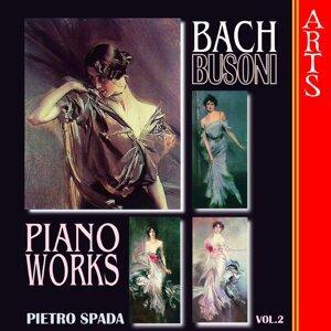 Bach & Busoni: Complete Transcriptions for Piano, Vol. 2