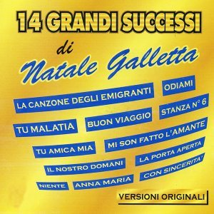 14 grandi successi di Natale Galletta