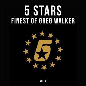 5 Stars - Finest Of Greg Walker, Vol. 2