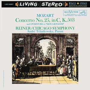 Mozart: Piano Concerto No. 25 in C Major, K. 503 & Don Giovanni: Overture