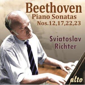 Beethoven: Piano Sonatas Nos. 12, 17, 22, 13 (includes 'Funeral March' 'Tempest' 'Appassionata')