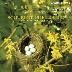 "Schubert: Symphony No. 8 in B Minor, D. 759 ""Unfinished"" & Symphony No. 5 in B-Flat Major, D. 485"