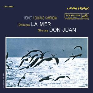 Debussy: La Mer, L. 109 - Strauss: Don Juan, Op. 20