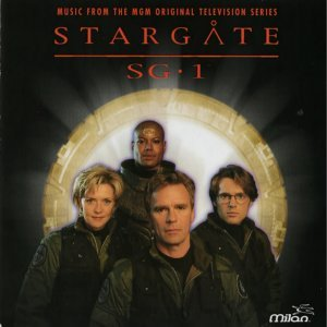 Stargate SG-1 - Music from the MGM Original Television Series