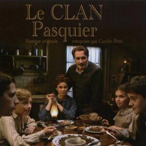 Le clan Pasquier - Bande originale du film