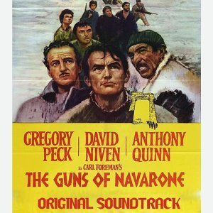 The Guns of Navarone Medley: Prologue / Sea Scene / Odyssey Begins / Anna / Legend of Navarone / Preperation for Guns / Mission Accomplished / The Guns of Navarone / Finale