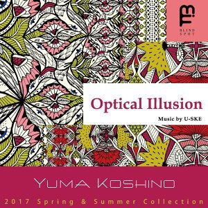 ~Optical Illusion~ YUMA KOSHINO 2017 SPRING / SUMMER COLLECTION (~Optical Illusion~ YUMA KOSHINO 2017 SPRING / SUMMER COLLECTION)