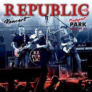Republic Koncert Budapest Park - Live