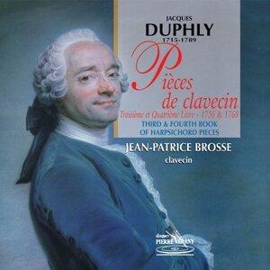 Duphly : Pièces de clavecin, 3ème et 4ème livre (1756 & 1768)