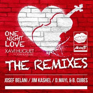 One Night Love ''The Remixes''