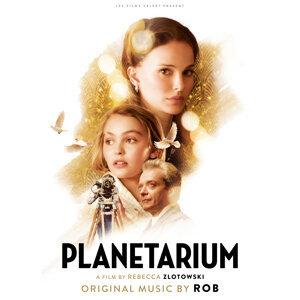 Planetarium (Original Picture Motion Soundtrack) (通靈美人電影原聲帶)
