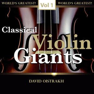 Classical Violin Giants, Vol. 1