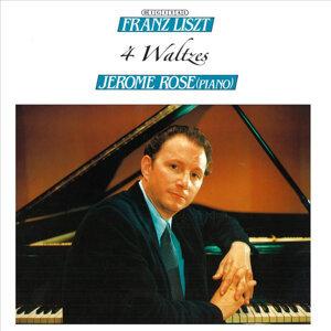 Franz Liszt: 4 Waltzes
