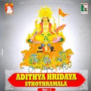 Adithya Hridaya Sthothramala, Pt. 1