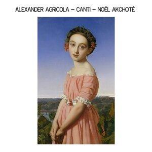 Alexander Agricola: Canti - Arr. for Guitar, Renaissance Series