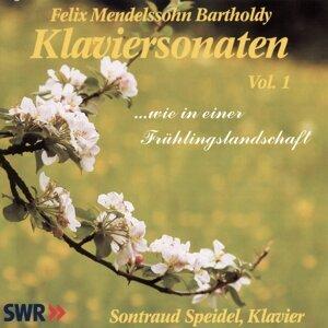 Mendelssohn: Piano Sonatas, Vol. 1