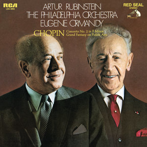 Chopin: Piano Concerto No. 2 in F Minor, Op. 21 & Fantasy on Polish Airs in A Major, Op. 13
