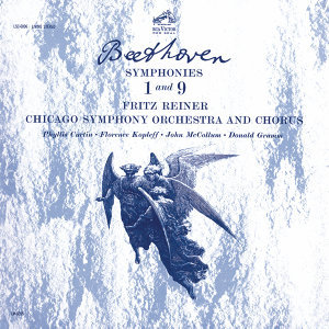 "Beethoven: Symphony No. 9 in D Minor, Op. 125 ""Choral"" & Symphony No. 1 in C Major, Op. 21"